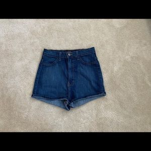 Fashion Nova Basic Denim Shorts